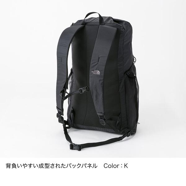 THE NORTH FACE ノースフェイス Glam Backpack ブリティッシュカーキ (BK)