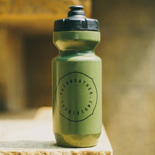 FAIRWEATHER フェアウェザー water bottle olive
