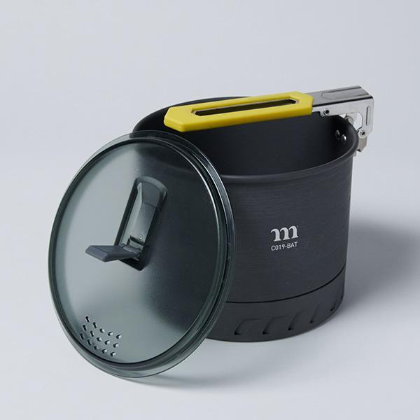 【予約商品 7月中旬〜下旬頃入荷予定】 MURACO ムラコ Rapid Boil Pot