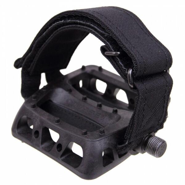 FAIRWEATHER フェアウェザー pedal strap black