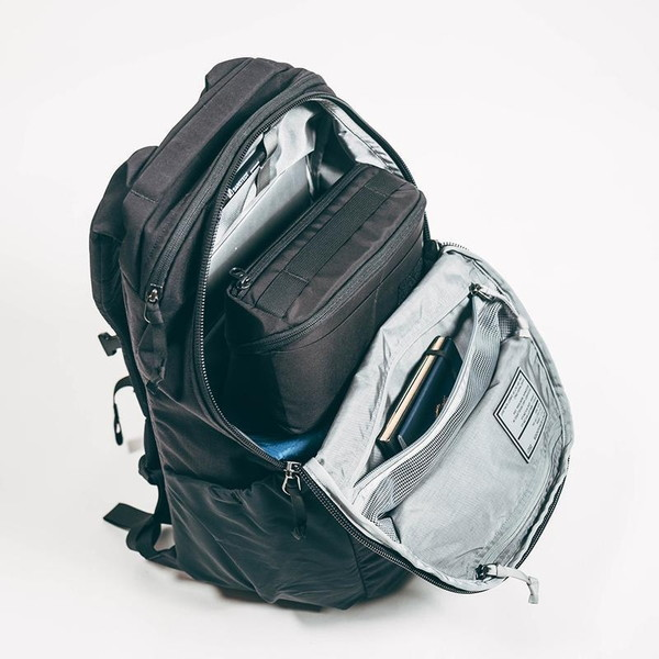 EVERGOODS エバーグッズ Civic Access Pouch 2L Black