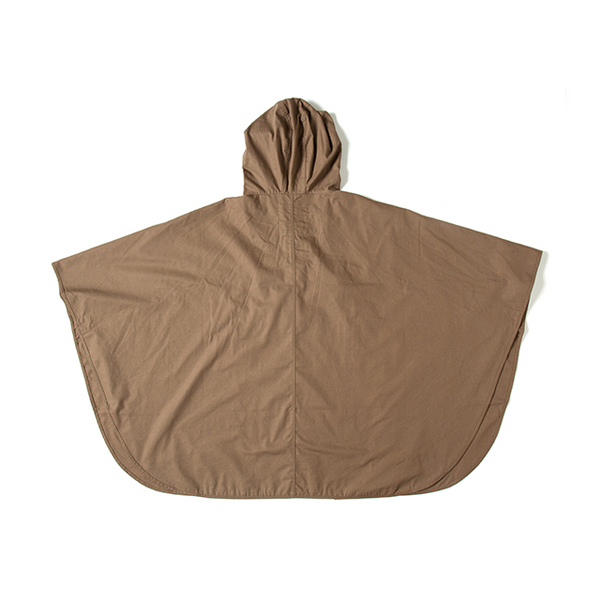 Grip Swany グリップスワニー Fire Proof Poncho Coyote