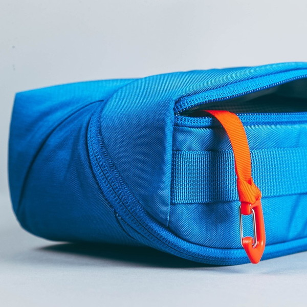 EVERGOODS エバーグッズ Civic Access Pouch 2L Signal Blue