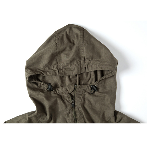 Grip Swany グリップスワニー Fire Proof Poncho Olive