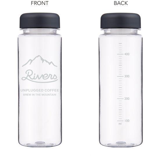 RIVERS リバーズ リユースボトルS500 アンプラグド MT