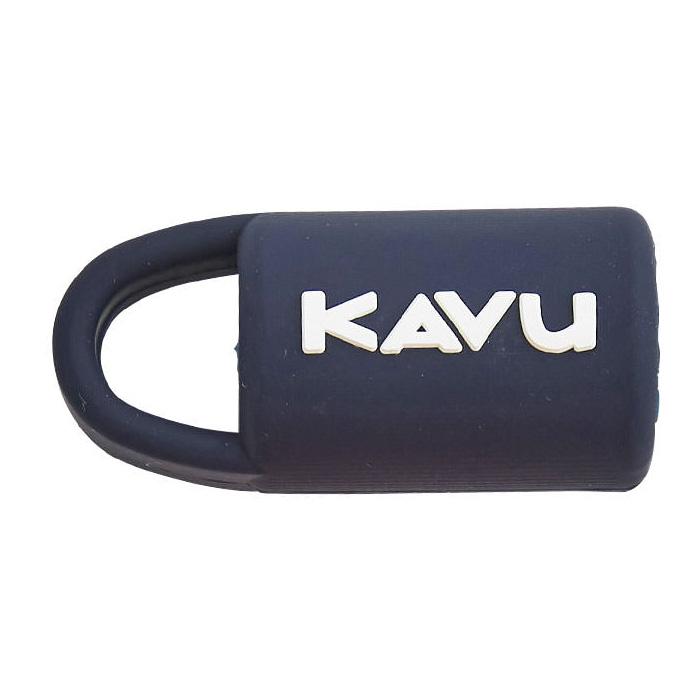 KAVU カブー リップケース Navy