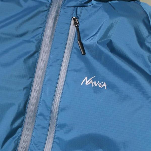 NANGA ナンガ Aurora Down Jacket BLK