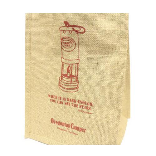 Oregonian Camper オレゴニアンキャンパー ジュートキャリオール XS ランタン