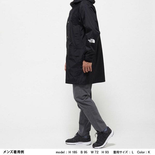 THE NORTH FACE ノースフェイス Mountain Raintex Coat ブリティッシュカーキ (BK)