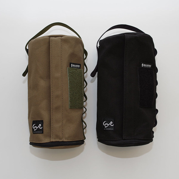 half track ハーフトラック kitchen paper case Black