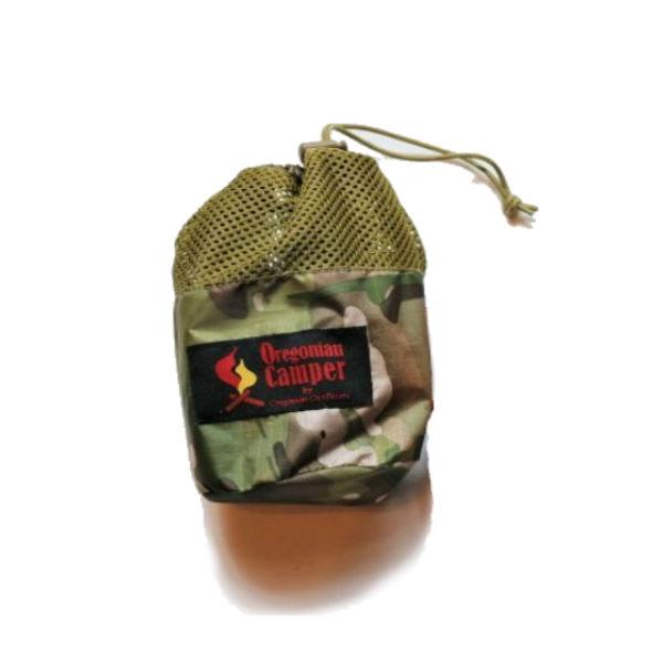 Oregonian Camper オレゴニアンキャンパー クッカーポーチ カモ×コヨーテ