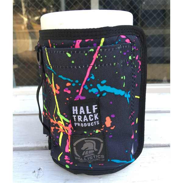 half track ハーフトラック wet cover pocket Limited Splatter