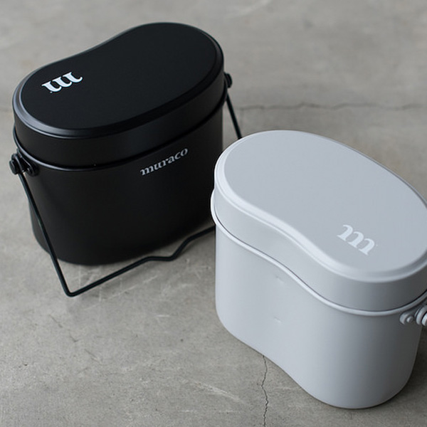 MURACO ムラコ Rice Cooker Grey