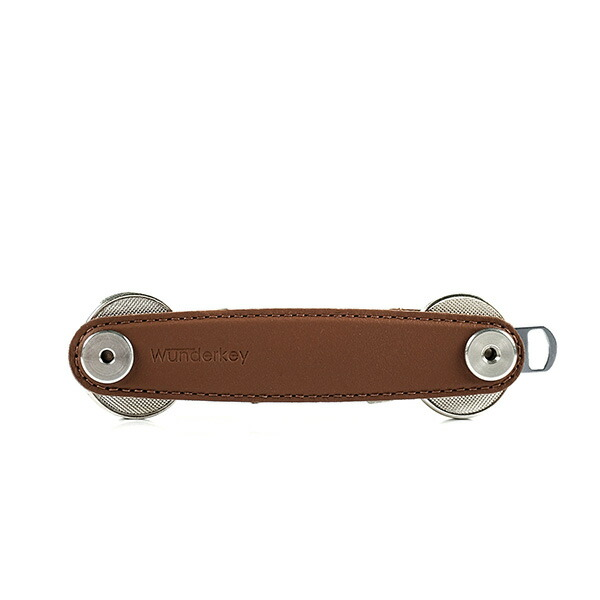 【20%OFFセール】 Wunderkey ワンダーキー Wunderkey Leather Marone