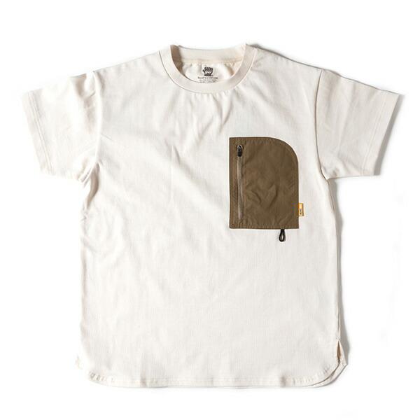 Grip Swany グリップスワニー Gear Pocket T Shirt 2.0 White