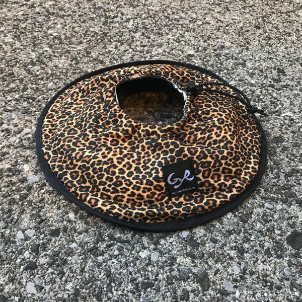 half track ハーフトラック Lampshade Leopard
