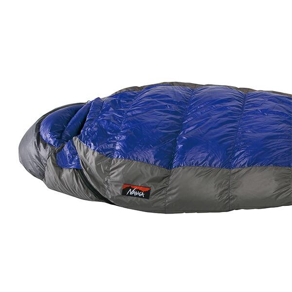 NANGA ナンガ UDD BAG 450 BLU ロング