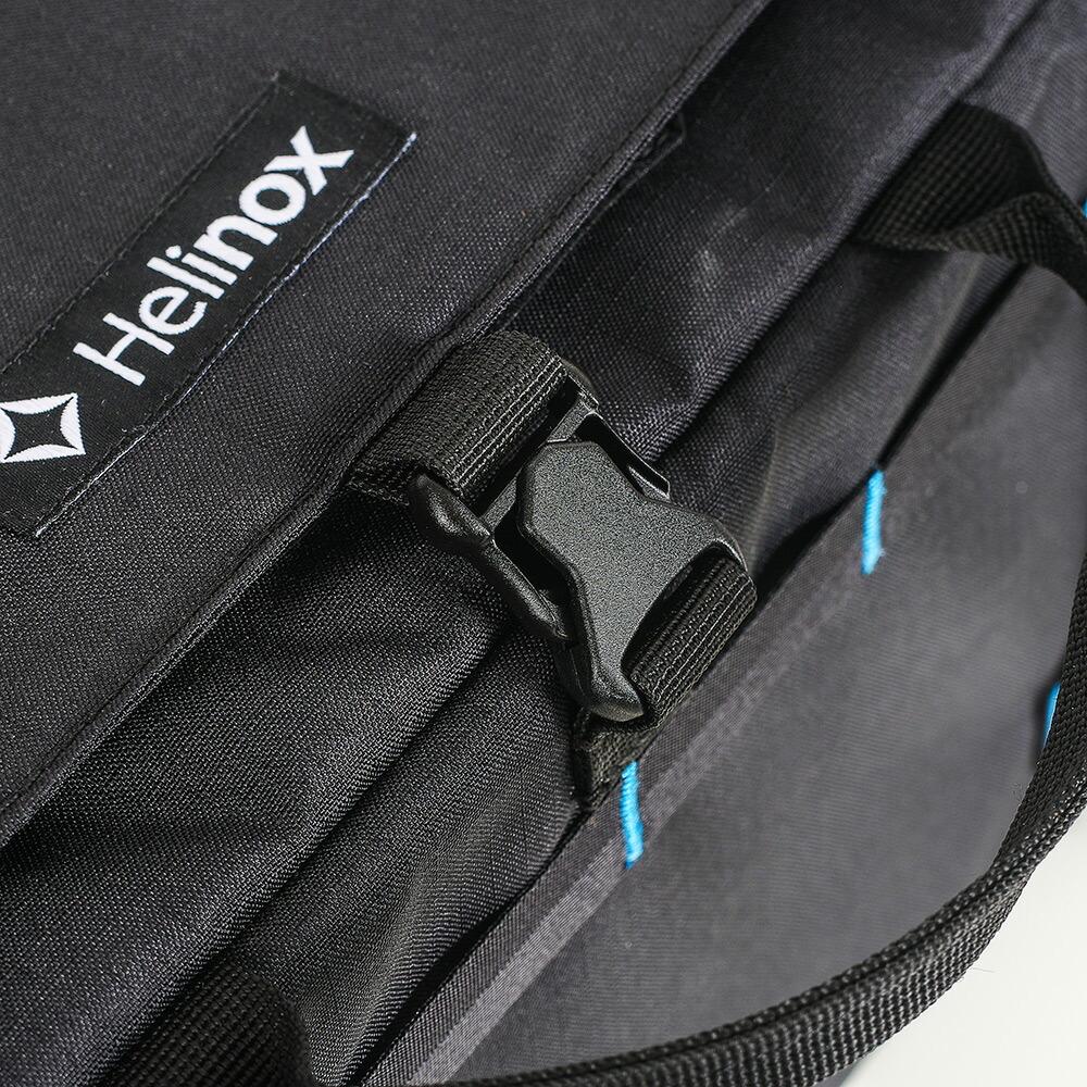 Helinox ヘリノックス ストレージボックスS BK