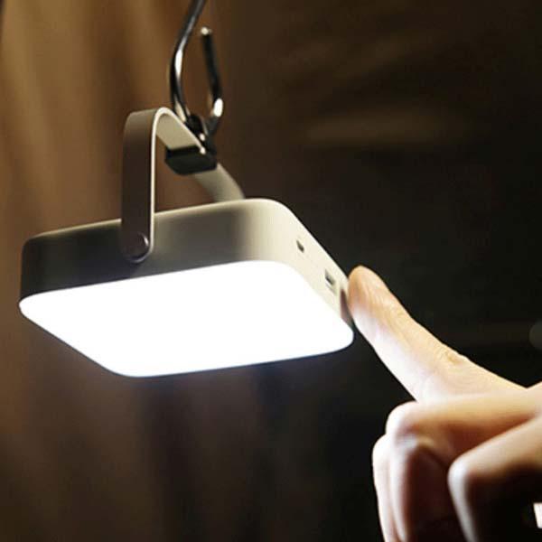 ルーメナー LUMENA LED ランタン 迷彩グリーン