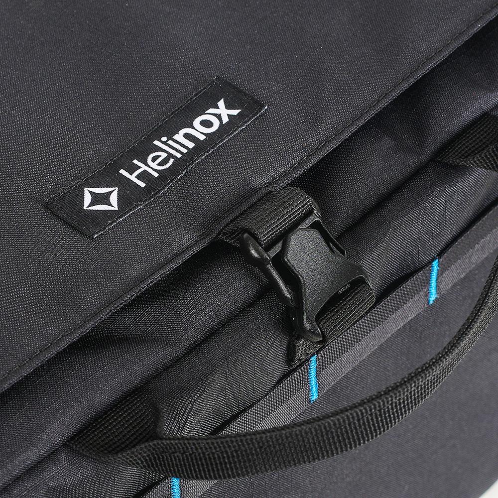 Helinox ヘリノックス ストレージボックスM BK