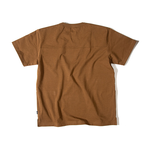 Grip Swany グリップスワニー Pocket T Shirt Md.Brown