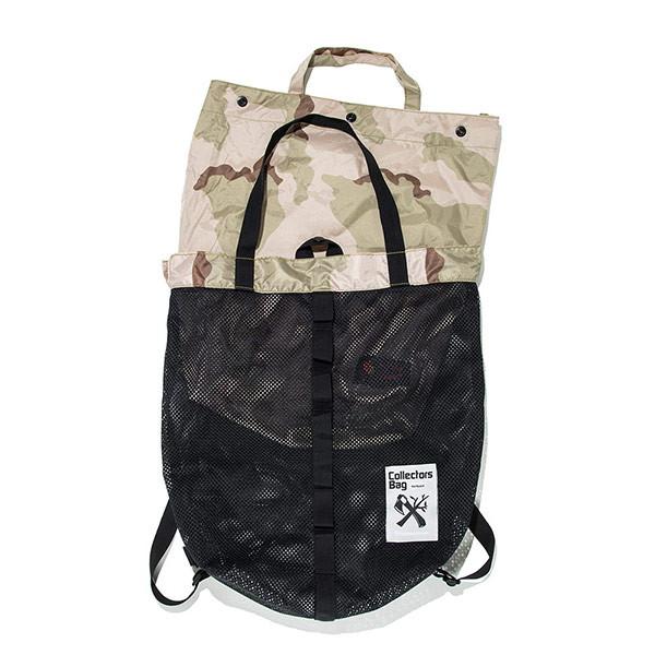 Oregonian Camper オレゴニアンキャンパー Collector's Pack Black Mesh