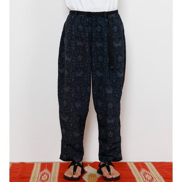 【30%OFFセール】 BAMBOO SHOOTS バンブーシュート Original Batik ROKX Pants Black