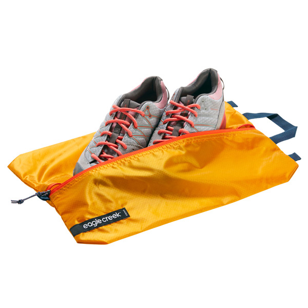 EagleCreek イーグルクリーク pack-it Isolate Shoe Sac Sahara Yellow