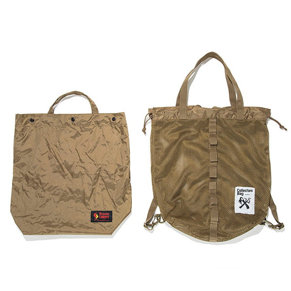 Oregonian Camper オレゴニアンキャンパー Collector's Pack WolfBrown Mesh