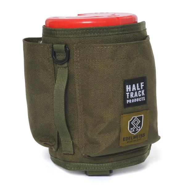 half track ハーフトラック wet cover pocket OD
