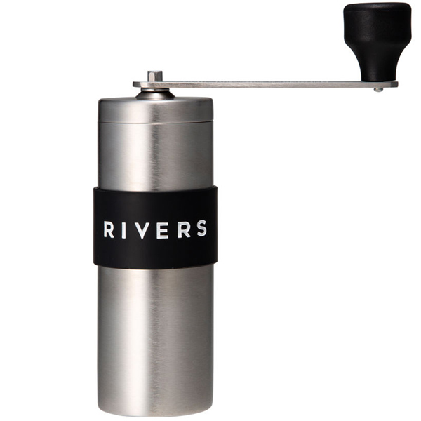 RIVERS リバーズ コーヒーグラインダーグリット シルバー