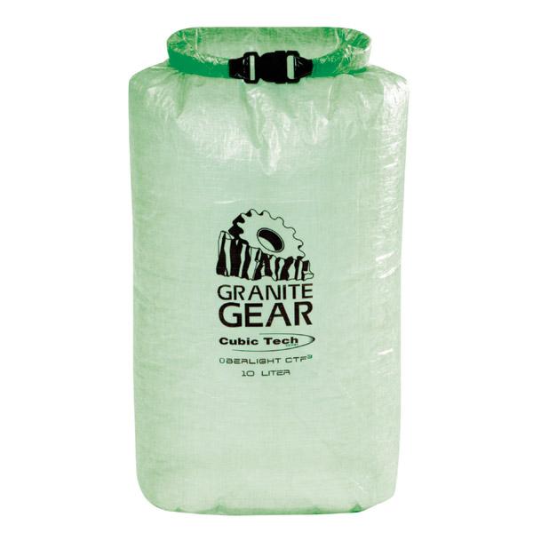 GRANITE GEAR グラナイトギア eVent ウーバーライト ドライサック グリーン XXS(7L)サイズ