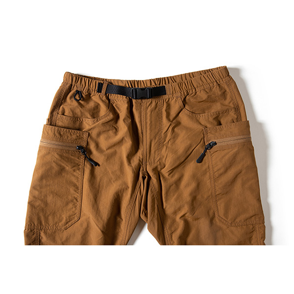 Grip Swany グリップスワニー Gear Pants Md.Brown