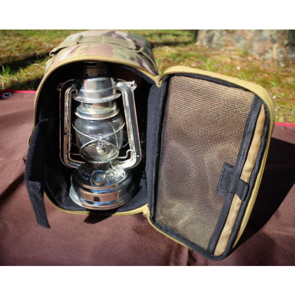 Oregonian Camper オレゴニアンキャンパー セミハードギアバッグ M コヨーテ×カモ
