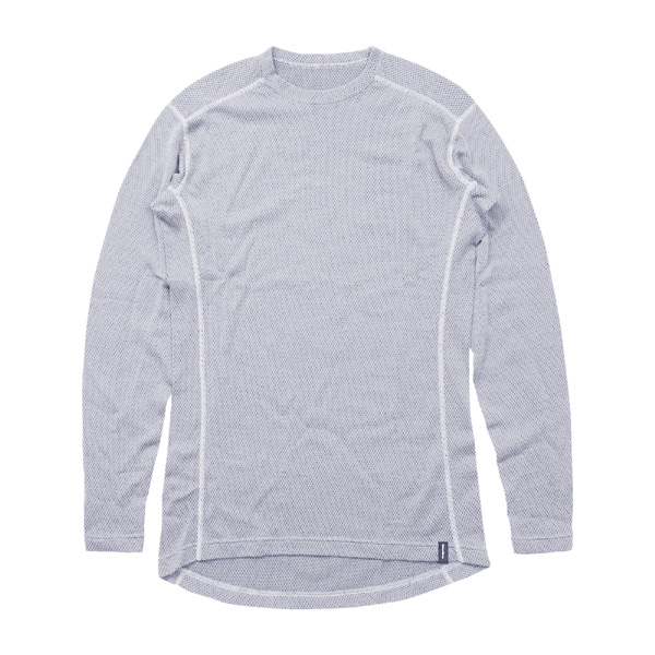 Teton Bros. ティートンブロス MOB Wool L/S Gray Heather