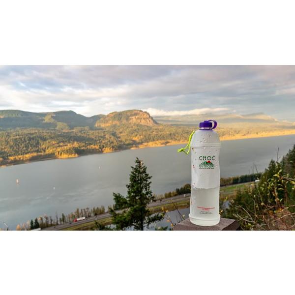 CNOC クノック Vesica 1L Water Bottle