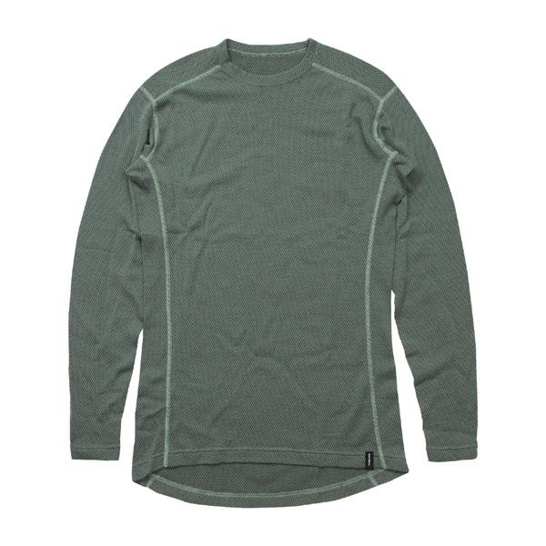 Teton Bros. ティートンブロス MOB Wool L/S Olive