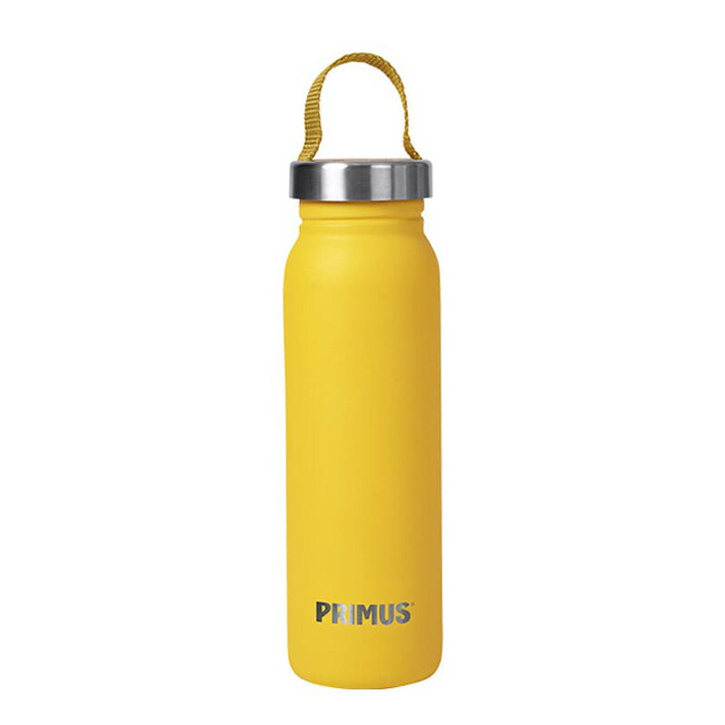 PRIMUS プリムス クルンケン ボトル 0.7L ウォームイエロー