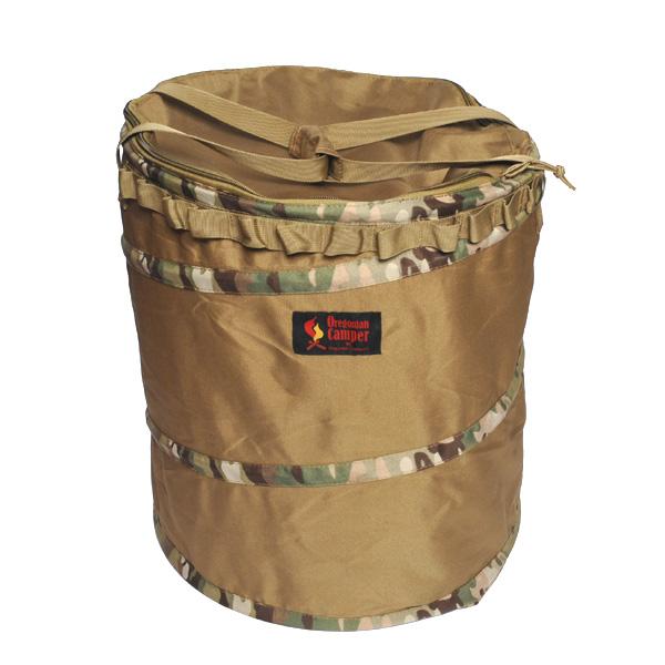 Oregonian Camper オレゴニアンキャンパー POP UP式トラッシュボックス コヨーテ