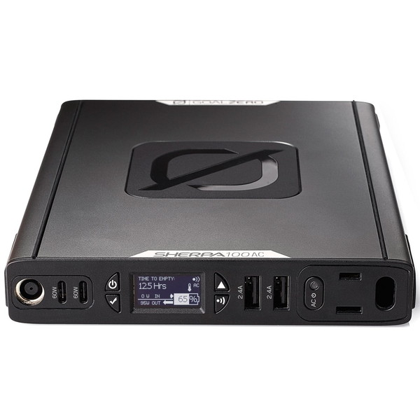 GOAL ZERO ゴールゼロ Sherpa 100 Power Pack w Qi and USB C