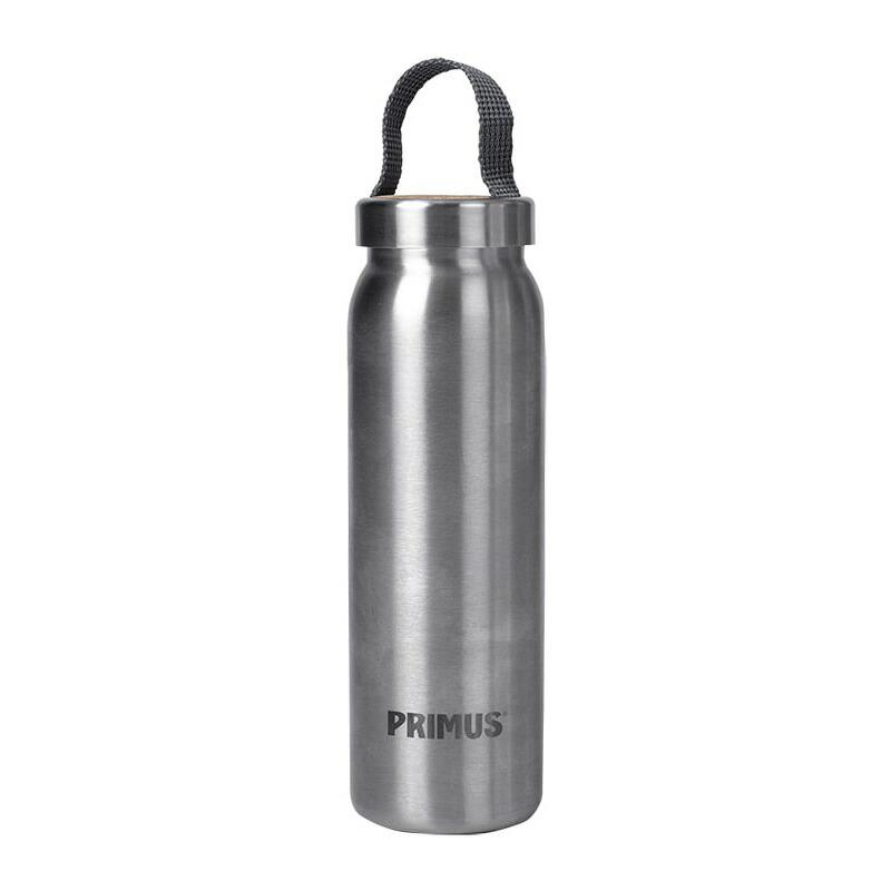 PRIMUS プリムス クルンケン バキュームボトル 0.5L シルバー