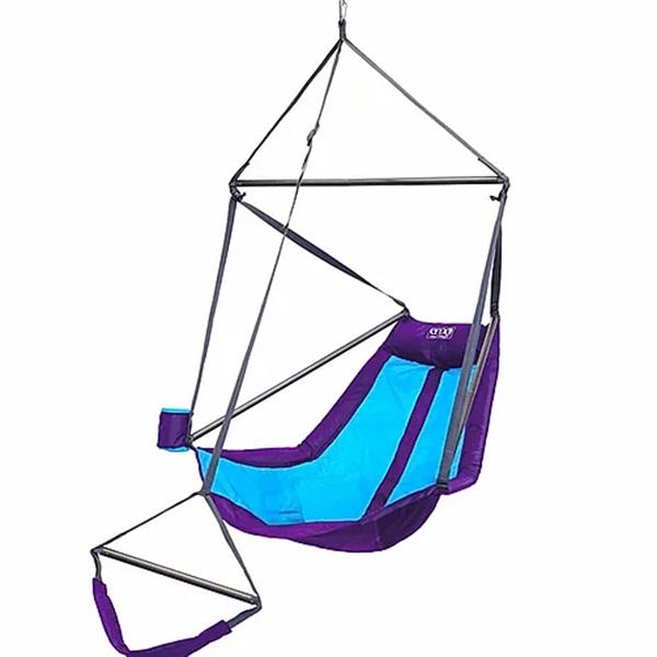 eno イノー Lounger Hanging Chair Purple/Teal