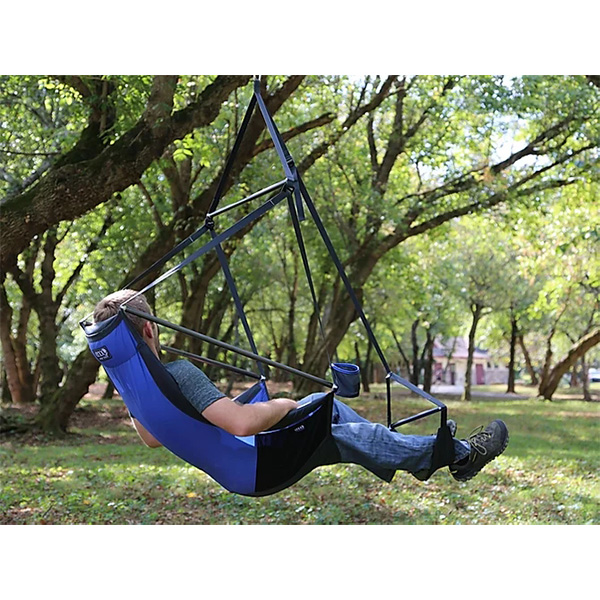 eno イノー Lounger Hanging Chair Royal/Charcoal