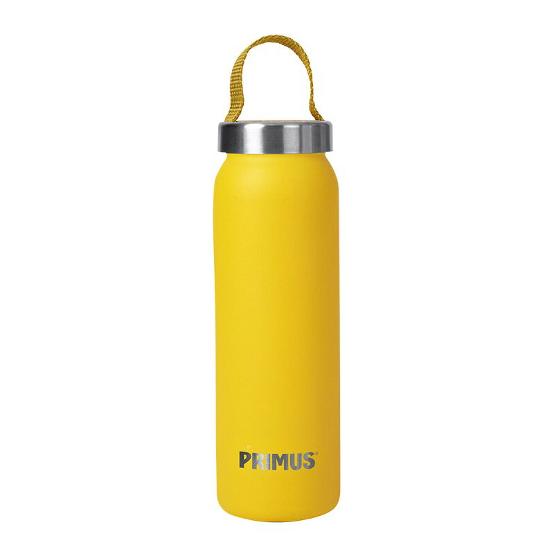 PRIMUS プリムス クルンケン バキュームボトル 0.5L ウォームイエロー