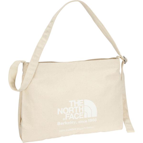 THE NORTH FACE ノースフェイス Musette Bag ナチュラル×ホワイト (W)