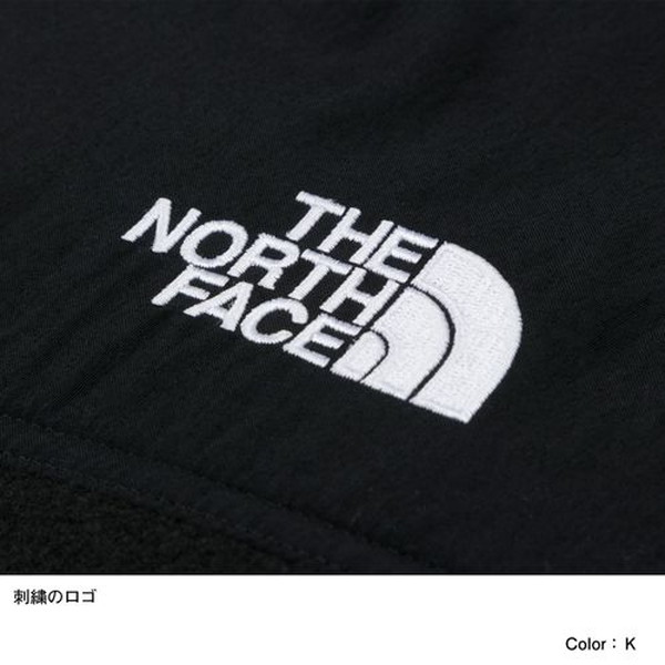 THE NORTH FACE ノースフェイス Him Fleece Parka ブラック (K)