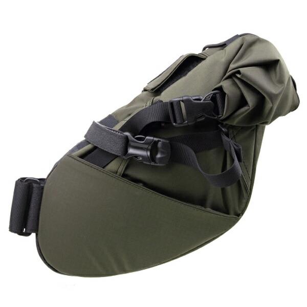 FAIRWEATHER フェアウェザー seat bag olive