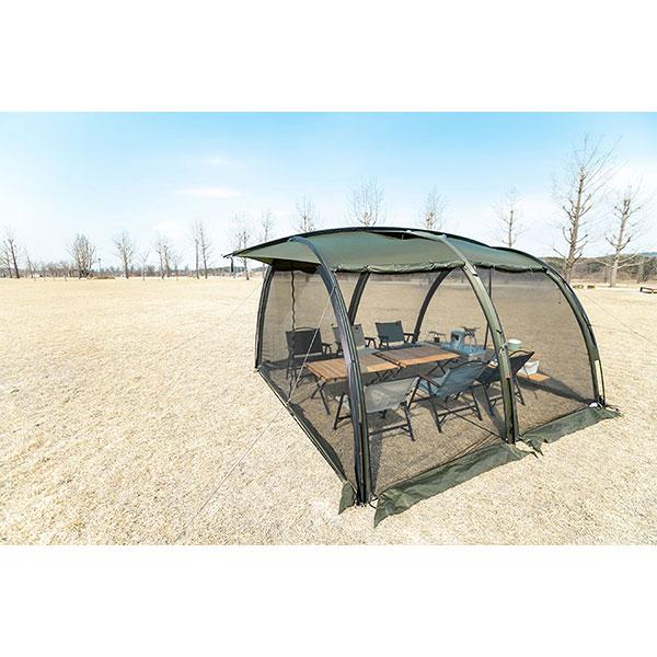 【予約商品 9月頃入荷予定】 MINIMAL WORKS ミニマルワークス V House M Tent Olive