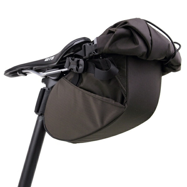 FAIRWEATHER フェアウェザー seat bag brown