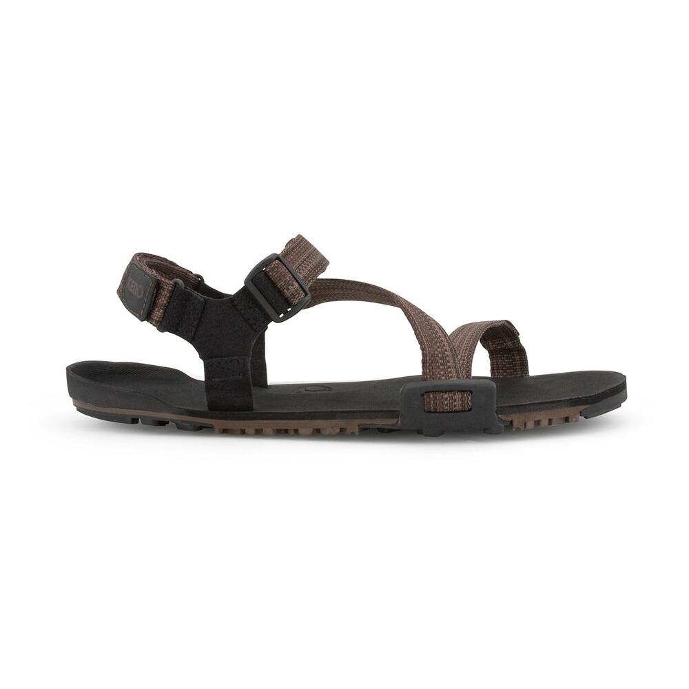 Xero Shoes ゼロシューズ ZトレイルEV マルチブラウン